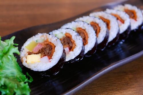 장금이김밥